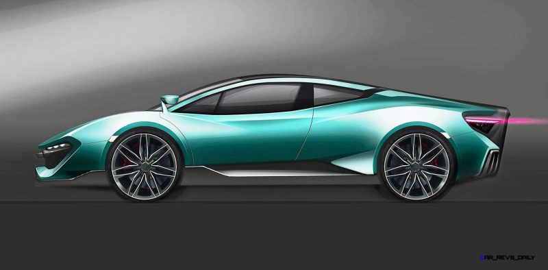 2015 Torino Design WildTwelve Concept 5