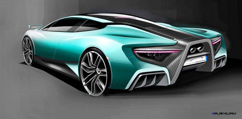 2015 Torino Design WildTwelve Concept 6