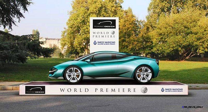 2015 Torino Design WildTwelve Concept 7
