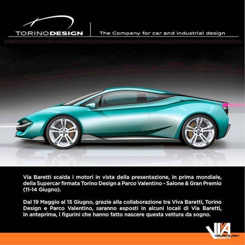 2015 Torino Design WildTwelve Concept 9