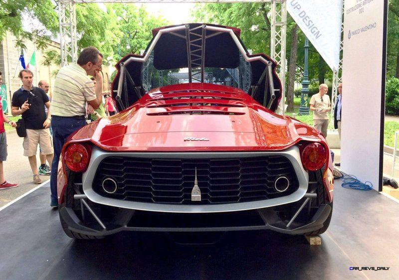 2015 UP Design Mole Construzione Artigianale 38