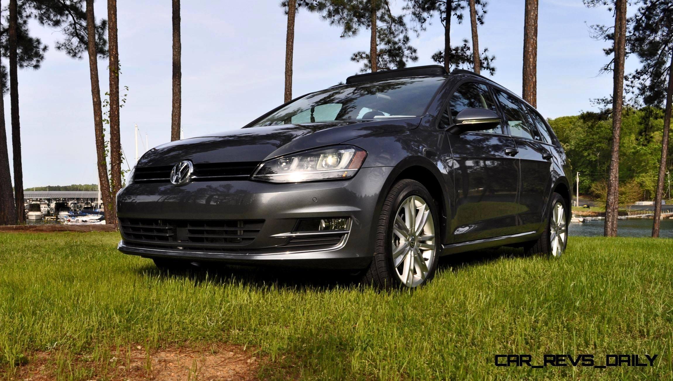 Local Car Auctions >> 2015 VW Golf SportWagen TDI