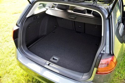 2015 VW Golf Sportwagen TDI SE 12