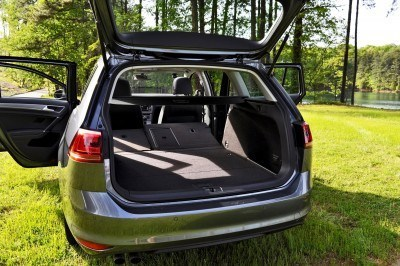 2015 VW Golf Sportwagen TDI SE 15