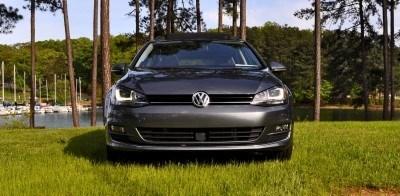 2015 VW Golf Sportwagen TDI SE 28