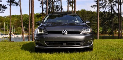 2015 VW Golf Sportwagen TDI SE 29