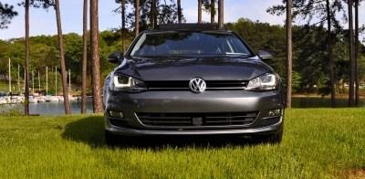2015 VW Golf Sportwagen TDI SE 30