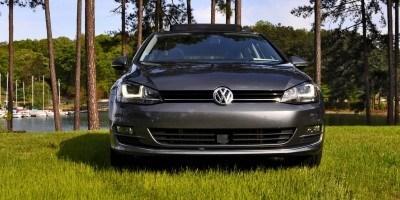 2015 VW Golf Sportwagen TDI SE 31