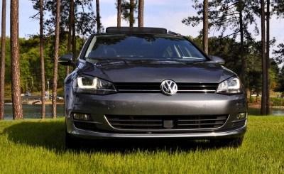 2015 VW Golf Sportwagen TDI SE 34