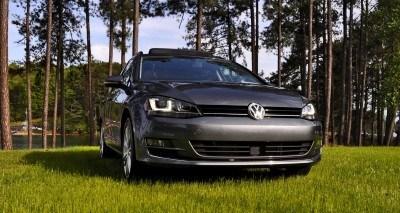 2015 VW Golf Sportwagen TDI SE 38