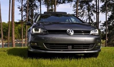 2015 VW Golf Sportwagen TDI SE 40