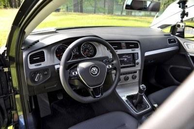 2015 VW Golf Sportwagen TDI SE 6