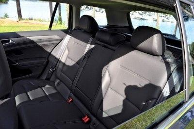 2015 VW Golf Sportwagen TDI SE 8