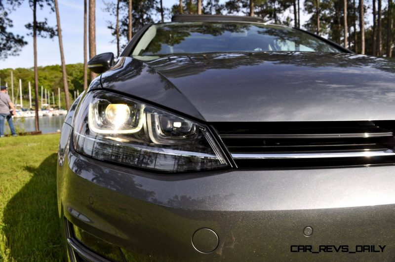 2015 VW Golf Sportwagen TDI SE 85