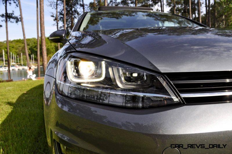 2015 VW Golf Sportwagen TDI SE 87