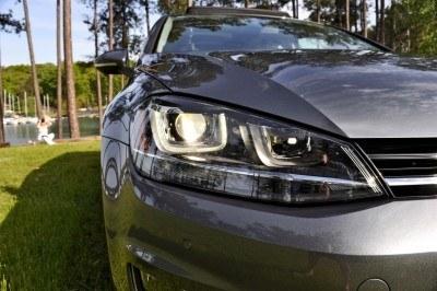 2015 VW Golf Sportwagen TDI SE 88