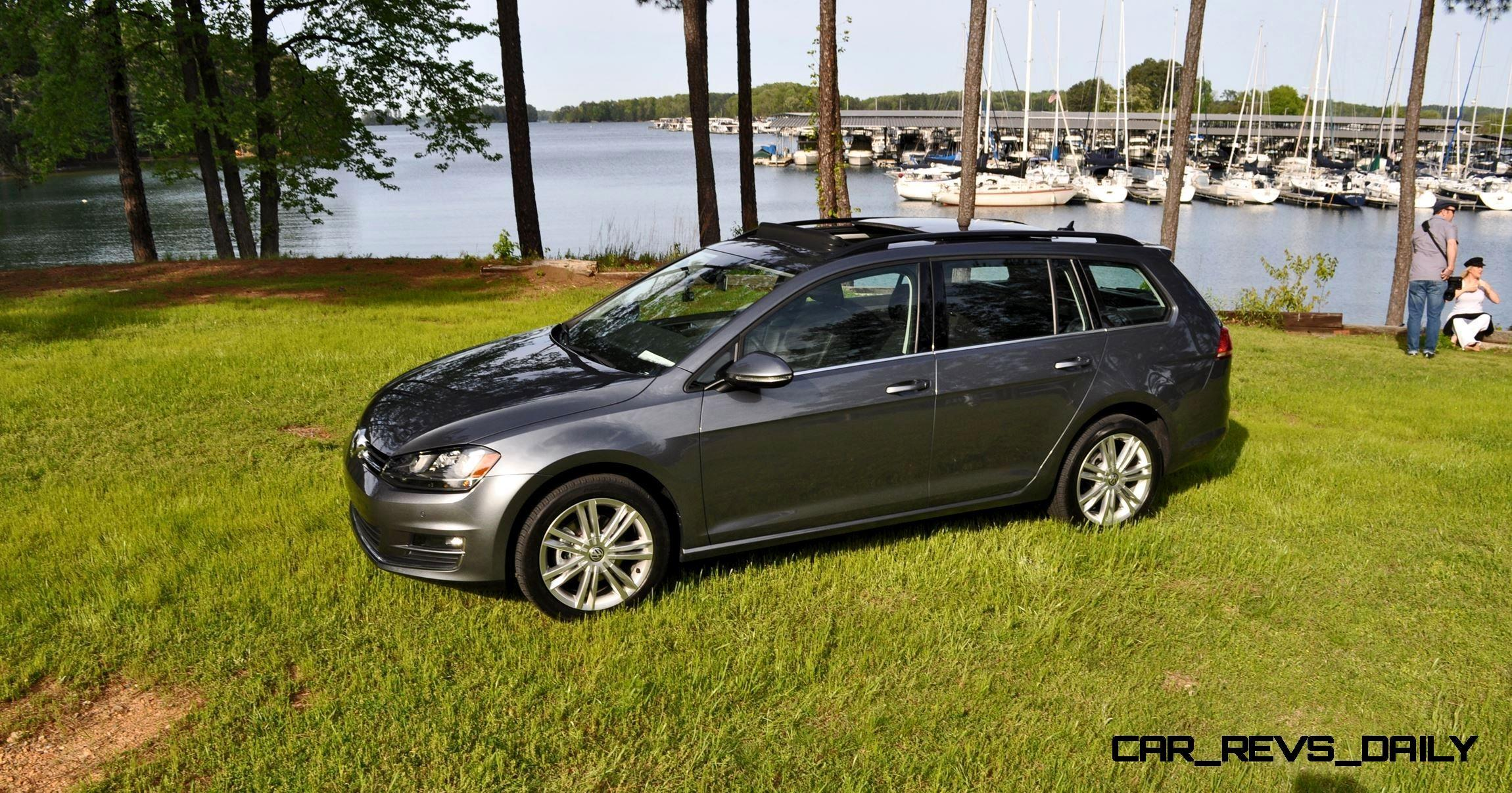 2015 vw golf sportwagen tdi se 95 car revs. Black Bedroom Furniture Sets. Home Design Ideas