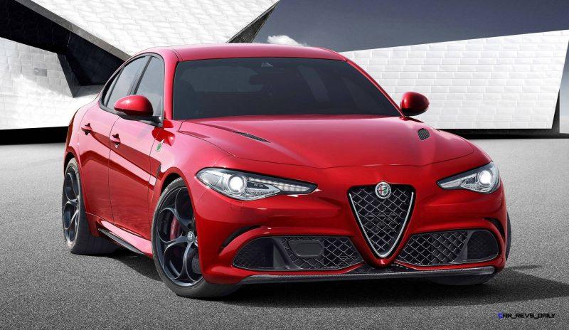 2016 Alfa Romeo GUILIA Quadrifoglio 3