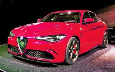 2016 Alfa Romeo Giulia Color Test 10