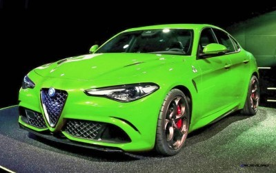 2016 Alfa Romeo Giulia Color Test 15