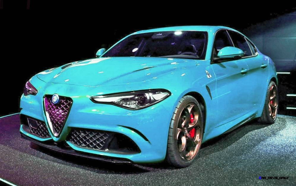 2016 alfa romeo giulia color test 17. Black Bedroom Furniture Sets. Home Design Ideas