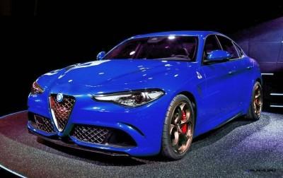 2016 Alfa Romeo Giulia Color Test 5