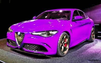2016 Alfa Romeo Giulia Color Test 8