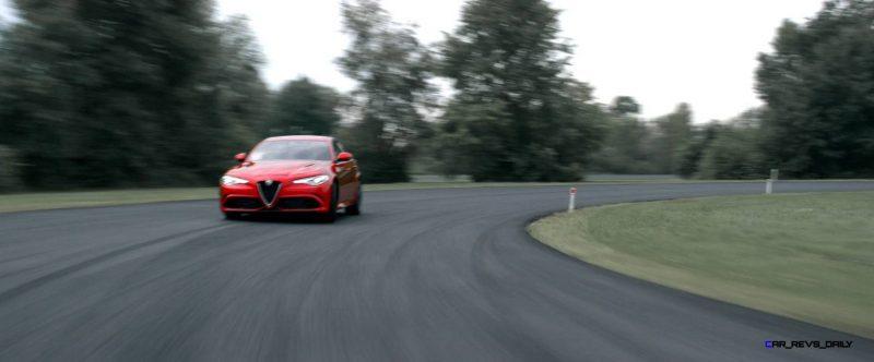 2016 Alfa Romeo Guilia Dynamic Screencaps 20