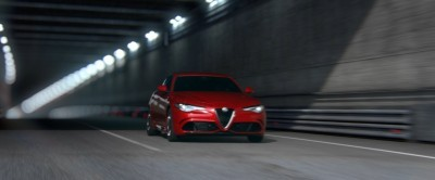 2016 Alfa Romeo Guilia Dynamic Screencaps 3