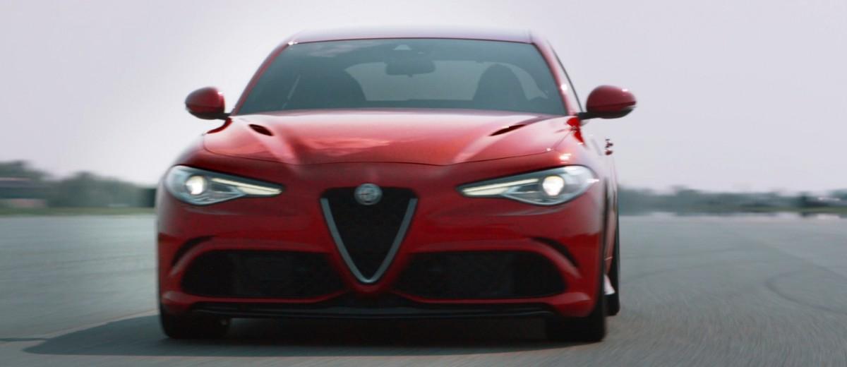 2016 Alfa Romeo Guilia Dynamic Screencaps 33