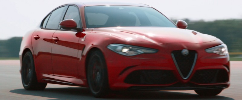 2016 Alfa Romeo Guilia Dynamic Screencaps 37
