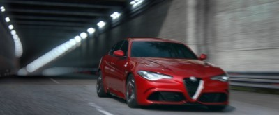 2016 Alfa Romeo Guilia Dynamic Screencaps 4