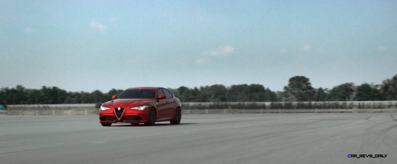 2016 Alfa Romeo Guilia Dynamic Screencaps 45