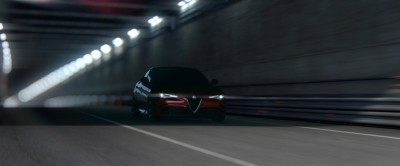 2016 Alfa Romeo Guilia Dynamic Screencaps 5
