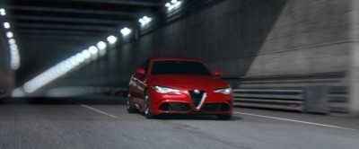 2016 Alfa Romeo Guilia Dynamic Screencaps 8