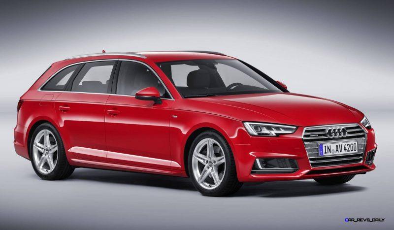 2016 Audi A4 15