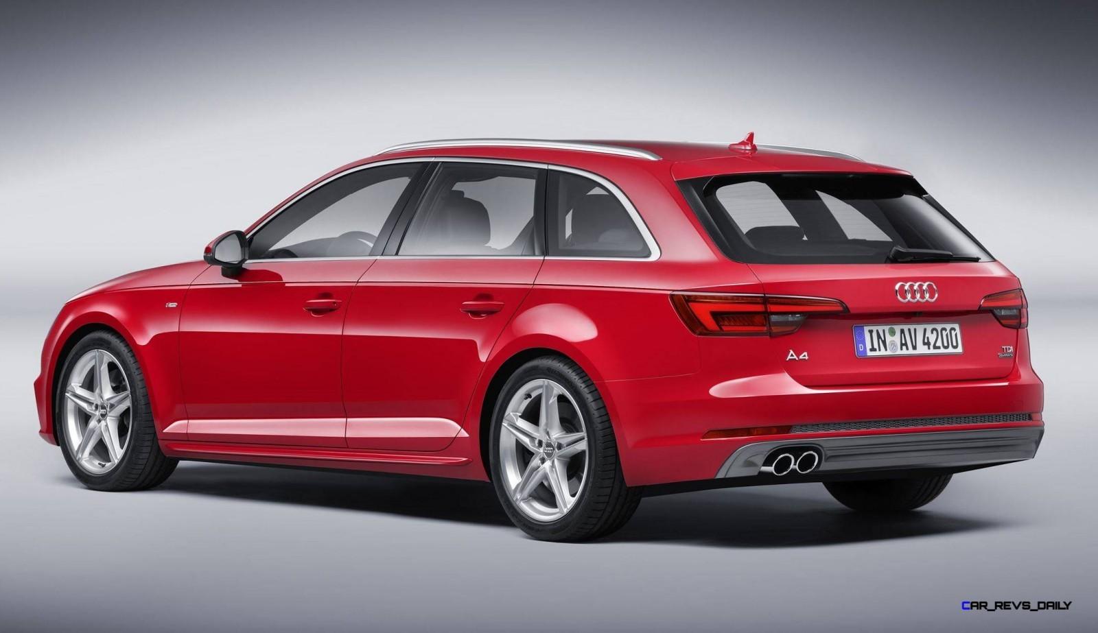 Audi 2016 A4
