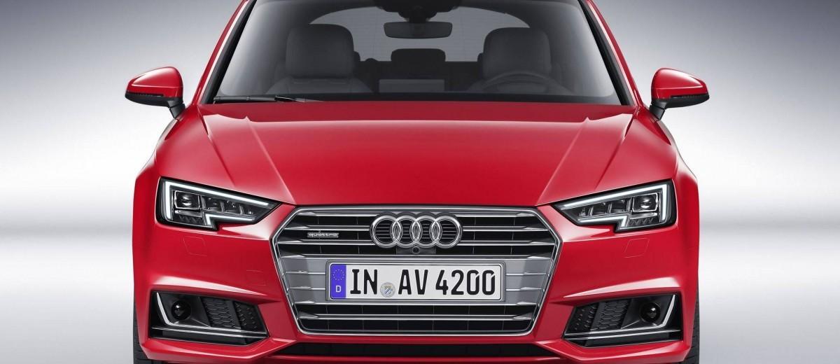 2016 Audi A4 20