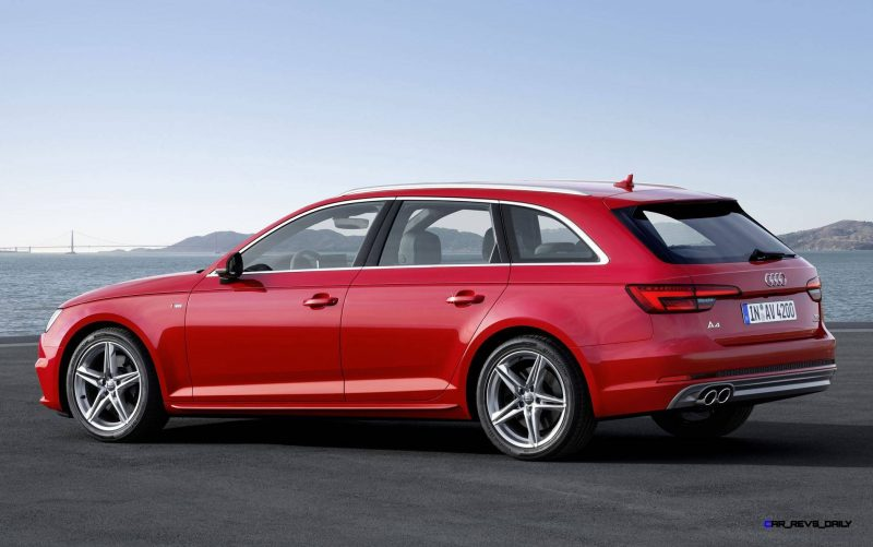 2016 Audi A4 22