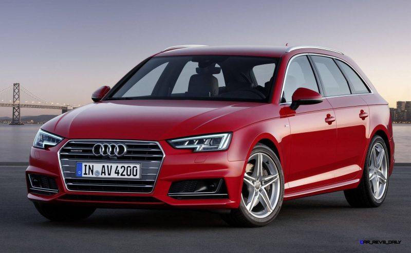 2016 Audi A4 24