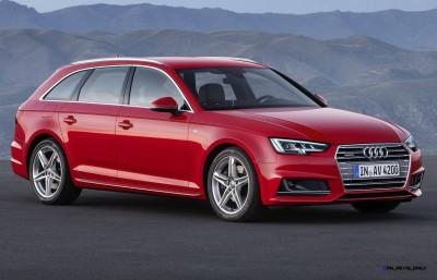 2016 Audi A4 26