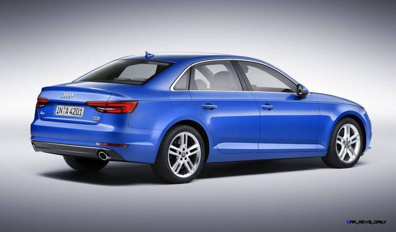 2016 Audi A4 32