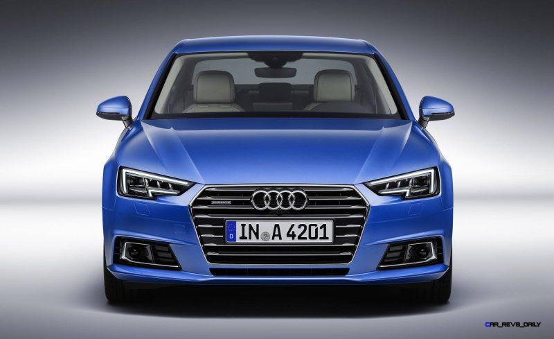 2016 Audi A4 33