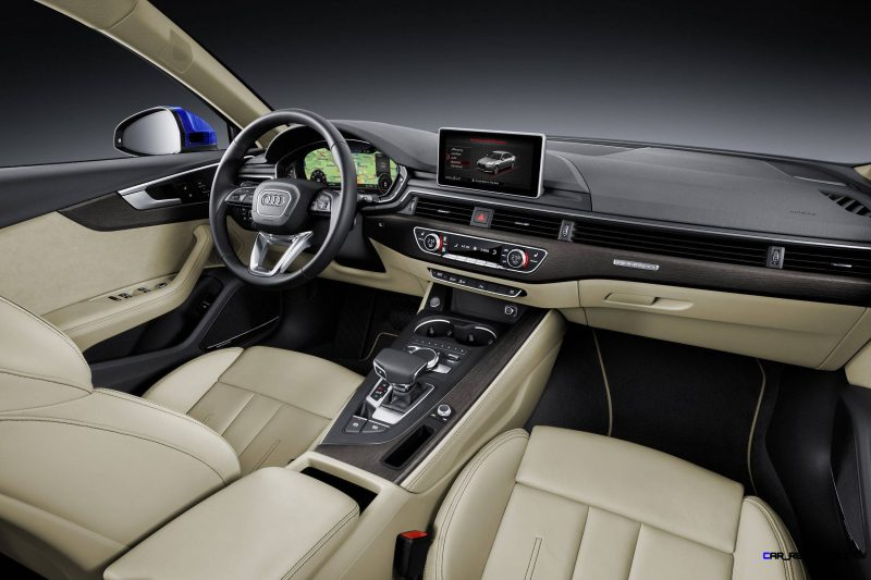 2016 Audi A4 36