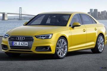2016 Audi A4 Redesign Majors on Engines, Efficiency and Cabin Tech