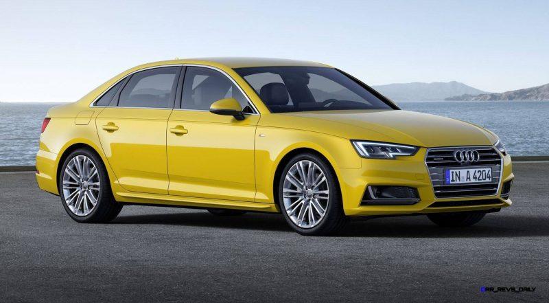 2016 Audi A4 38
