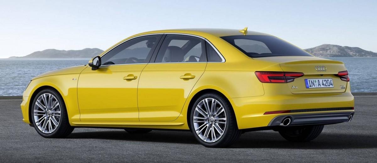 2016 Audi A4 39