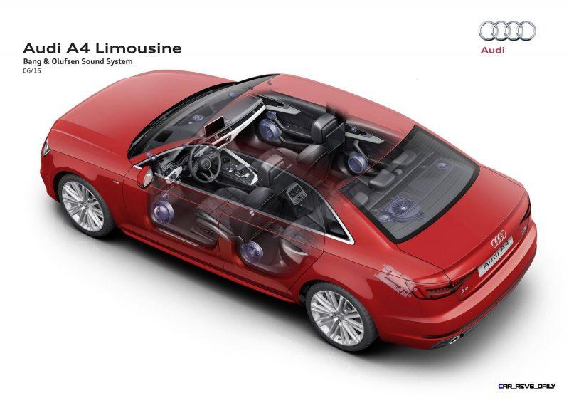 2016 Audi A4 5