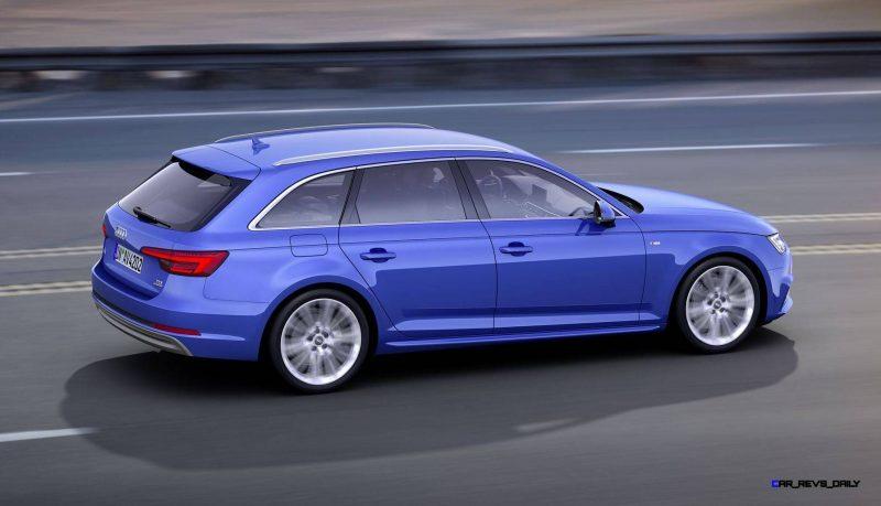 2016 Audi A4 7