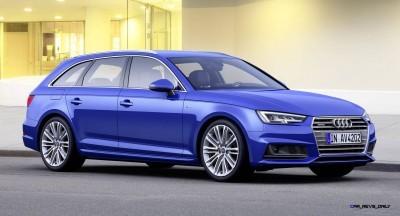 2016 Audi A4 9